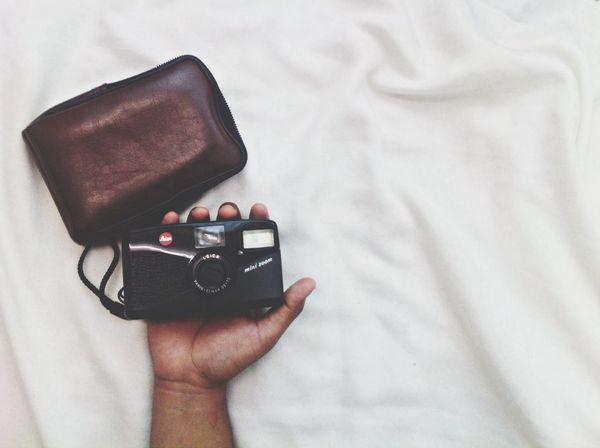 Leica 35mm 35mm Film Filmcamera