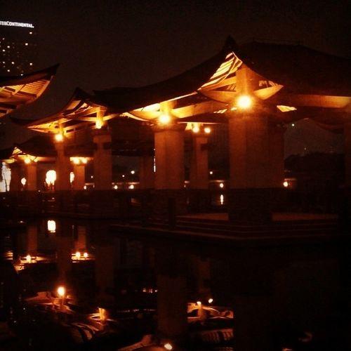 Magicalnights China Nanhai Foshan 保利水城 beautiful