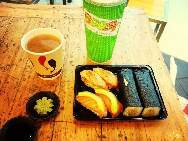 So Hungry god I love Sushi Yummy Feedbag