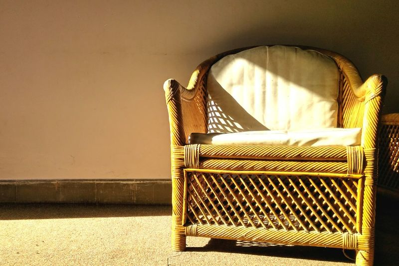 Chair Armchair Light And Shadows Indoors  Day EyeEmNewHere
