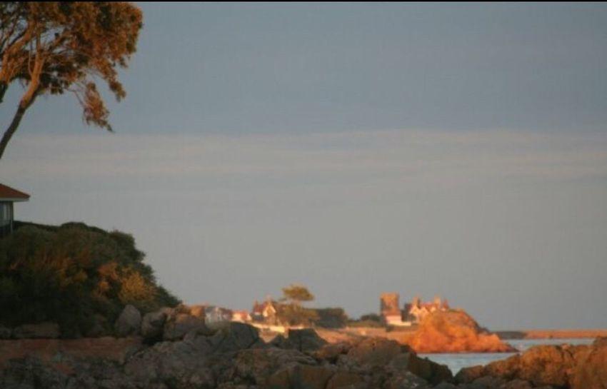 Jersey Channel Island UK Sea Beach Sunset Rocks Sunset_collection Coast Coastline Coastal Coastal Life Coastal_collection