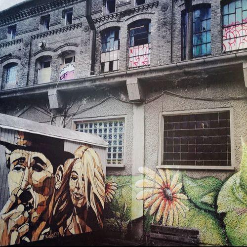 Hidden Art in Berlin #everchangingberlin #ecb_reclaim #tcpwinstameet #instagood #instameet #berlin #igersberlin