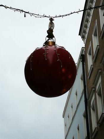 Die Größte Weihnachtskugeln die ich gesehen habe