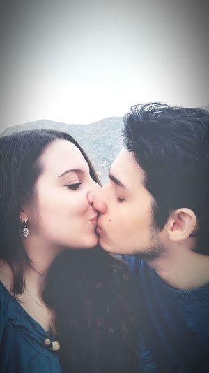 """""""La prima volta che ci baciammo, capii che non avrei piú voluto baciare altre labbra al di fuori delle sue."""" Kisses ♥ Amoreterno Amorepuro Sempreinsieme Eternal Love Treanniinsieme ❤❤❤❤❤❤❤❤❤❤❤"""