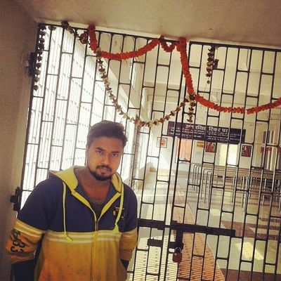 Locked Gate Have Other Entry Darbhanga IT May Be Closed But I Will Open IT When Needed