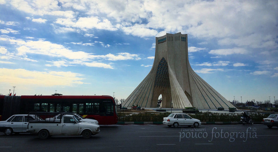 Azadi Square Tehran, Iran Tehran Tehranpic Tehran Is Beautiful PouriaNaseri© please follow my instagram page: poucofotografia Tourist
