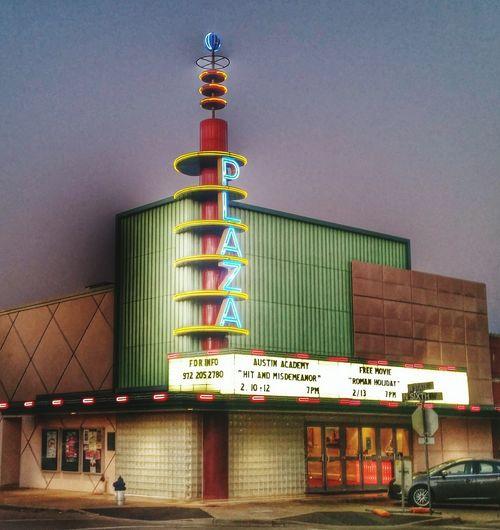 Plaza Theater Garland, Tx