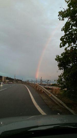 carretera al arco iris / road to the Rainbow