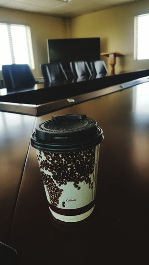 WorkIndoors  Desk Conference Room Food And Drink Drink No People Home Interior Day Close-up Freshness