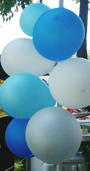 Babys Balloons Colour Of Life