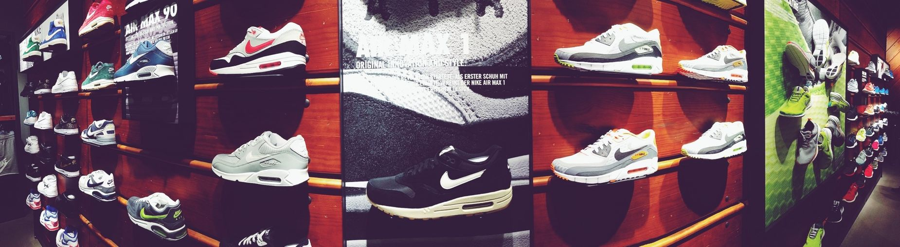 Nike Air Max 1 Just Do It Nike Store Berlin Mitte