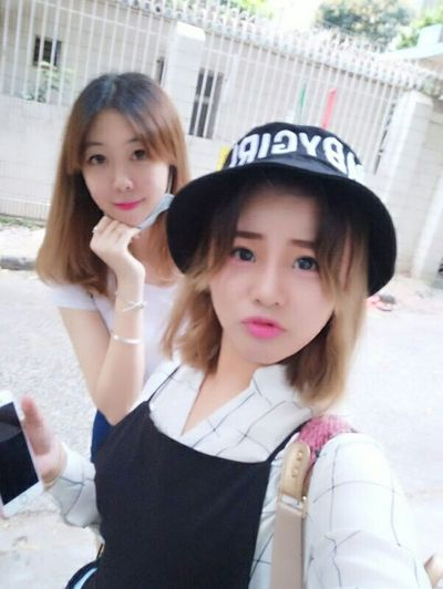 First Eyeem Photo Photo♡ Hello ❤ China Maoming Goodnight My Good Friend  Today ♥ Girl