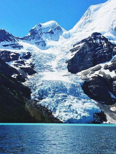 Mount Robson, Canada Glacier