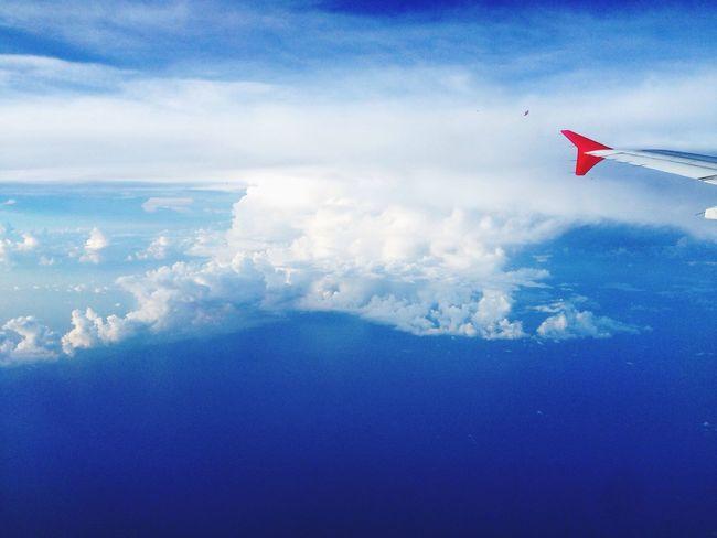 feel free Sky Photography Somewhere Fly Javasea Indonesiantraveler