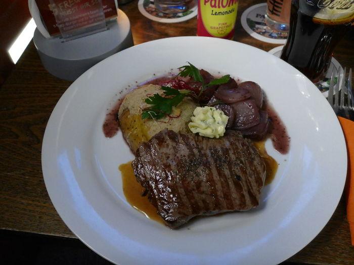 Argentinisches Hüftsteak Steaks