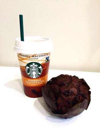 Goed praktijkexamen moet gevierd worden! Examens  Verpleegkunde Starbucks Muffin Yummyinmytummy Foooood