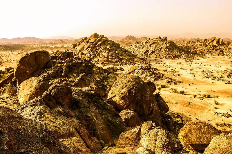 Desert Nature Rock Formation Saudi Arabia Arid Landscape Beauty In Nature Desert Beauty Desert Landscape Dramatic Landscape Landscape Landscapes Volcanic Landscape The Great Outdoors - 2018 EyeEm Awards