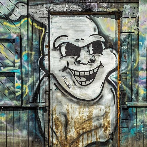 Буу! настенныенадписи пещерныерисунки Граффити владивосток ботсад ig_vladivostok vl vdk vladivostok