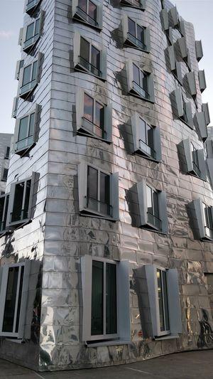 Architecture Built Structure Apartment No People Building Exterior Taking Photos ❤ Düsseldorf Travel Destinations City The Architect - 2018 EyeEm Awards