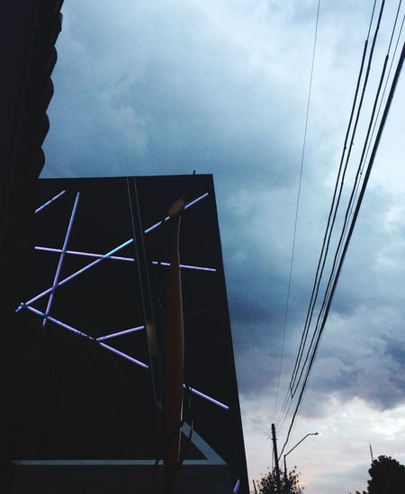 Cdjuarez Cloud - Sky Low Angle View Sky Architecture Built Structure Building Exterior Nature