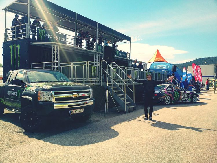 Race Rally Monsterenergy