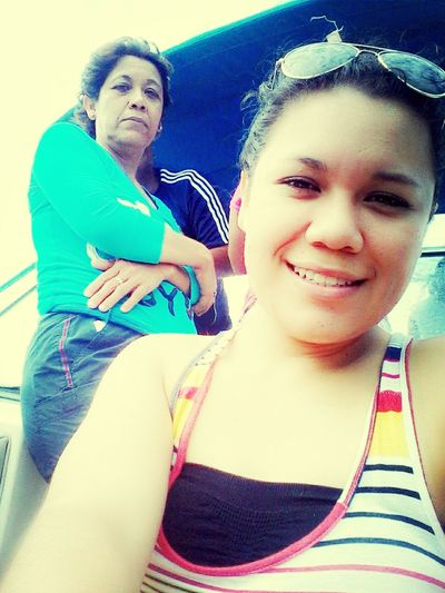 Mom ❤ Selfie ✌ Happy Mothers Day Her❤