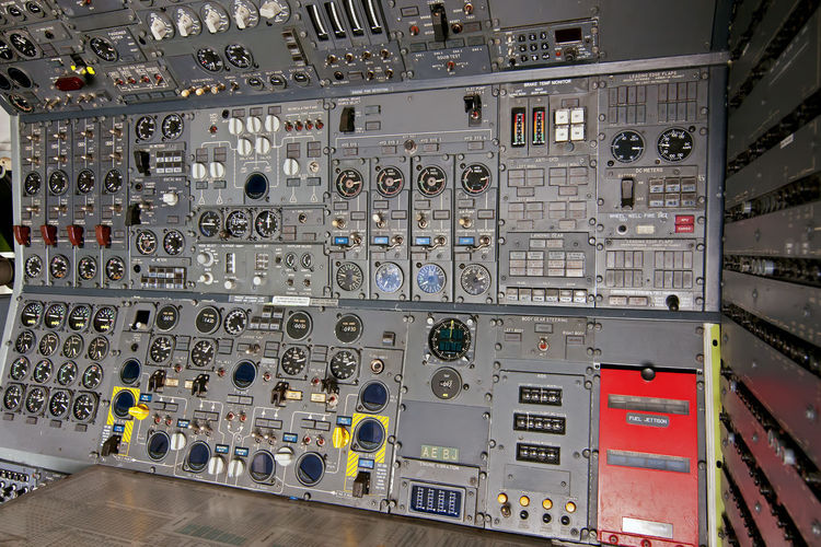 plane aircraft airplane cabin dashboard AirPlane ✈ Plane Aerospace Industry Air Vehicle Aircraft Airplane Cockpit Complexity Control Control Panel Control Room Equipment Fuel And Power Generation Indoors  Industry Mode Of Transportation No People Switch Technology Transportation Travel