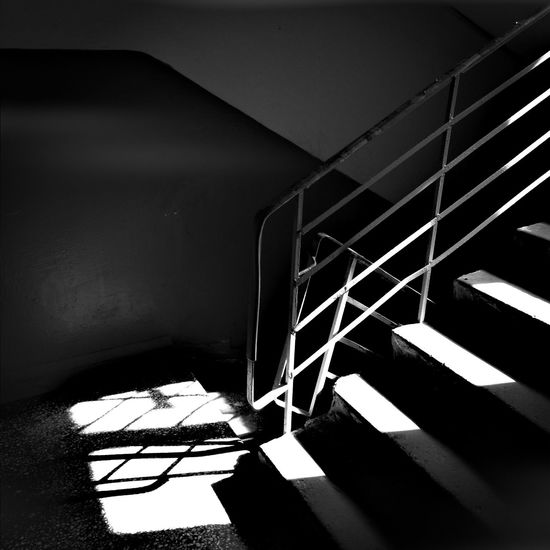 Neighborhood Map Sunlight Built Structure Architecture Shadow Staircase No People Steps And Staircases Steps Day Indoors  Bnwphotography Bnw_friday_eyeemchallenge Bnw Black & White Blackandwhite Blackandwhite Photography Shadows & Lights Shadows TheWeekOnEyeEM