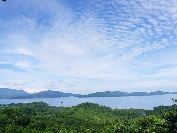 Sky And Clouds Beauty In Nature Blue Tranquility Nature Scenics No People Water Sky Palawanadventures PalawanPhilippines