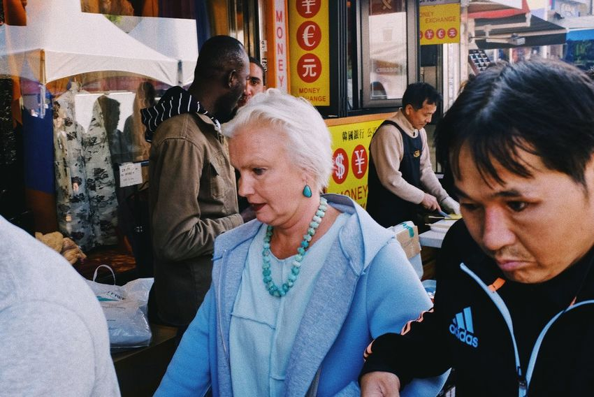 Street Photography Real People Group Of People Men Adult Women People Senior Adult