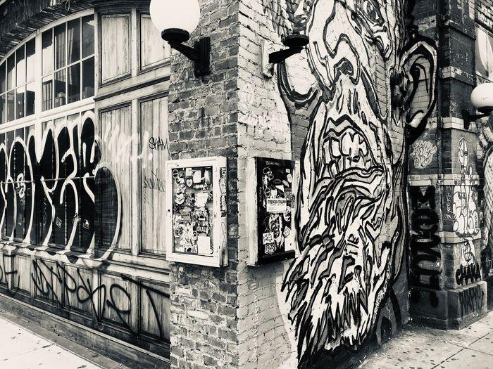 New York Wall -