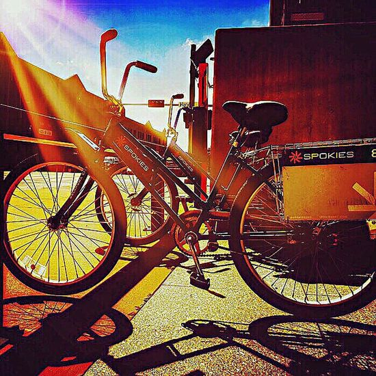 Sign from above Bicycle Love🚴🏼 Bicyclelife Spokies Bicycle Sharing Station Spin Those Legs Back Into Shape Outdoors Is Where I Roll Two Wheels Move The Soul Fitness Life Burning Fat Not Oil Spontaneous Photography Session Cruiser Bikes