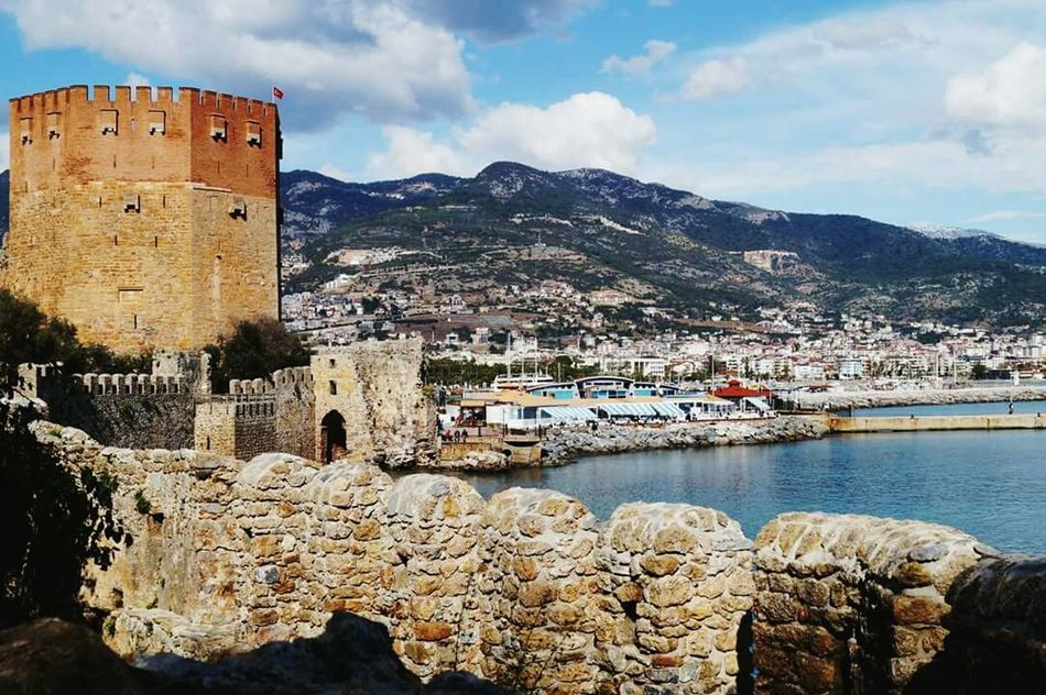 Alanya/Turkey Alanya Harbour Mountains Sky Day Picture ^.^ Photography Eyeemphotography View