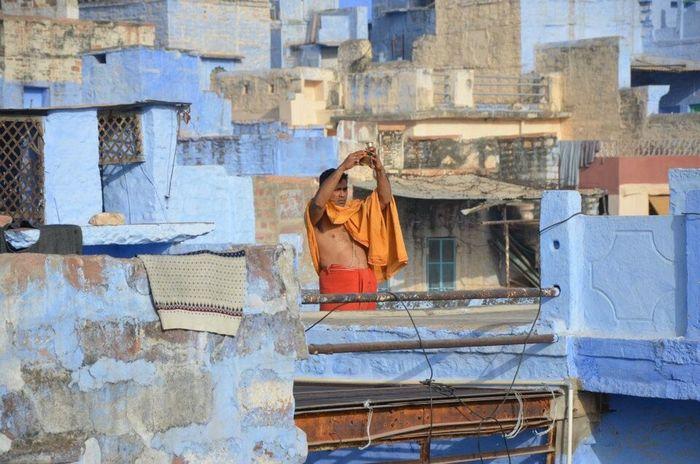 Jodhpur JodhpurCity India Indiapictures Indiaphotos Indian Culture  Bluecity