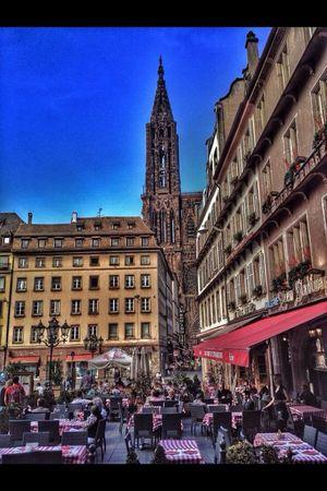 Notre Dame De Strasbourg Religion Traveling