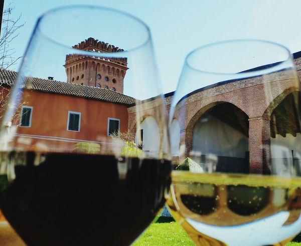 2015  Pollenzo Cuneo First Eyeem Photo Historical Building Wineglass Italy