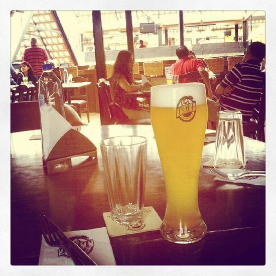 Saturday beer drinking.....