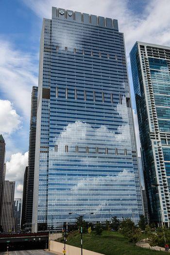 Building Exterior Chicago Chicago Architecture City City Landscape