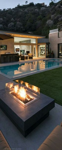Epic modern house Check This Out Enjoying Life First Eyeem Photo Relaxing Chill Fireplace Modern Modern Architecture Modern House