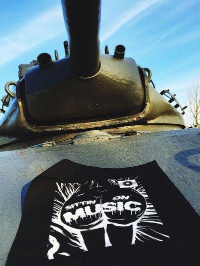 SittinOnMusic Tank Picoftheday Picture War Freedom Freebeats Bestapp Nj Newjersey