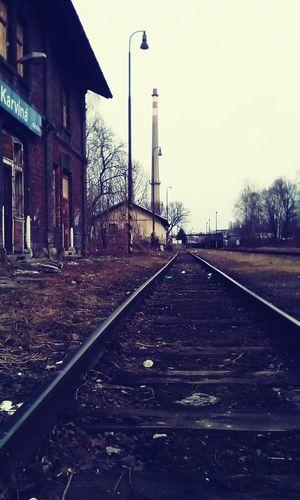 Oldtrainstation Cityofghosts Karvina Silesia EyeEmNewHere