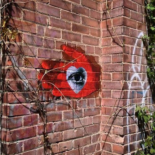 Wheatpaste Pasteup Graffhunter Graffiti Kokobayer Herbertbayer SundayFunday @kokonofilter