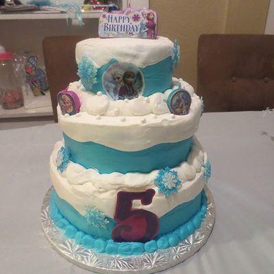 Zeidy Abigail's Birthday Cake ZeidyAbigail Zeidy Abigail Universesonly DCTZT