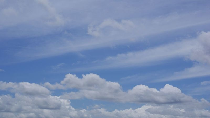 Cloud - Sky Sky Beauty In Nature Tranquility Scenics - Nature No People Low Angle View