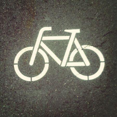 Bike Taking Photos Enjoying Life Art