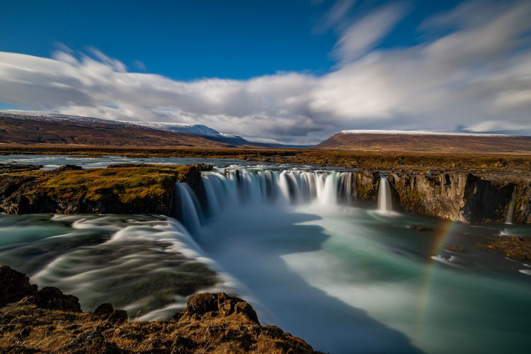 Godafoss wasserfall / waterfall
