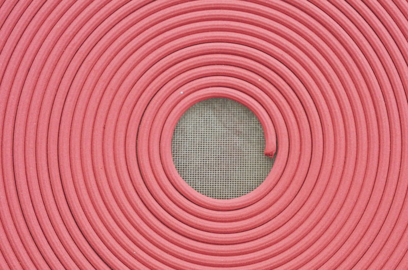 Incense Industry Red Color Chinese Culture Incense Incense Industry Backgrounds Red Full Frame Textured  Pattern Circle Close-up Architecture Built Structure Geometric Shape Circular