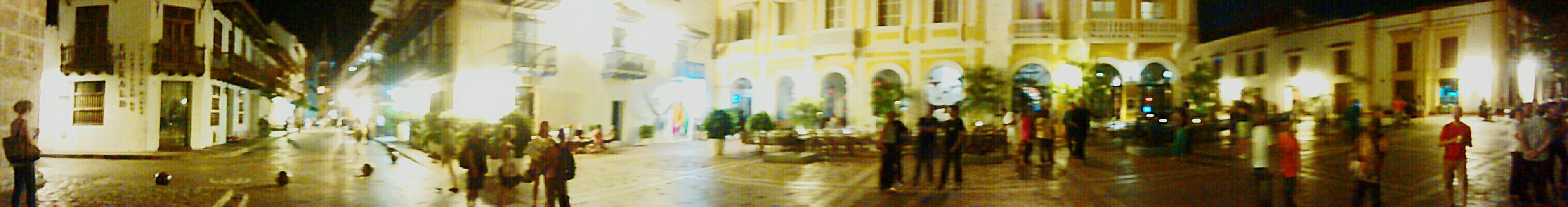Mi fantástica! Nightphotography City Night Lights EyeEm Best Shots Enjoying Life Architecture_collection I Love Colombia Cartagena, Colombia Colombia ♥  La Fantastica