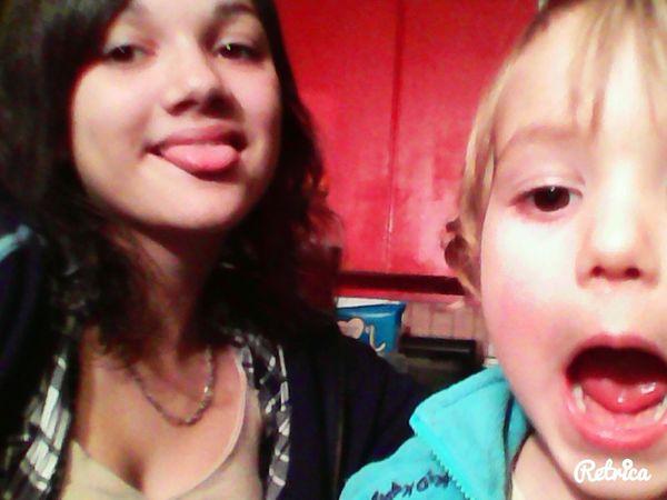 Mon neveu c'est un fou 💞 Crazy Crazy Family Brown And Blonde Hair