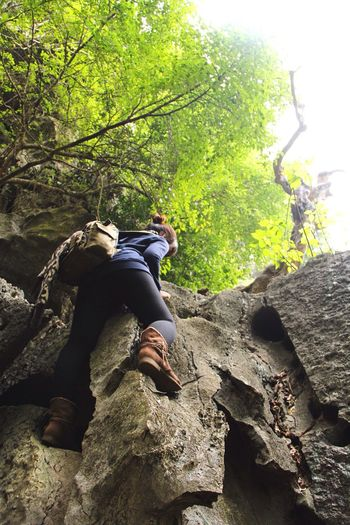 I'm going to see the World Exploring New Ground Climbing Enjoying Life That's Me EyeEm Best Shots